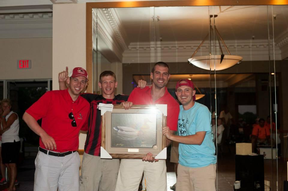 The Mallard Award - 2013