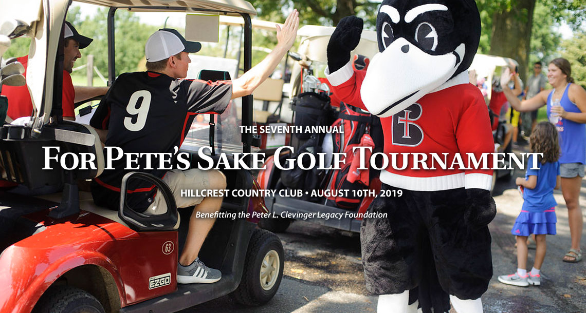 For Pete's Sake Golf Tournament 2019